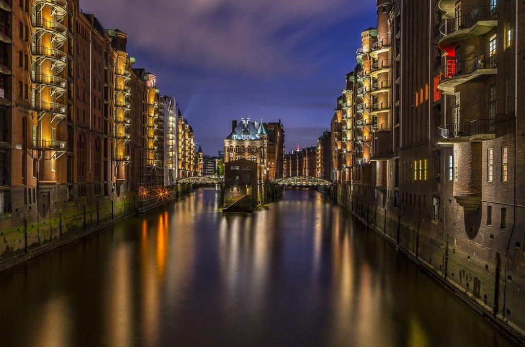 העיר ברלין - גרמניה